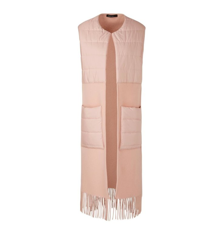 Marc Cain Marc Cain Pink Gilet RC3703-W55
