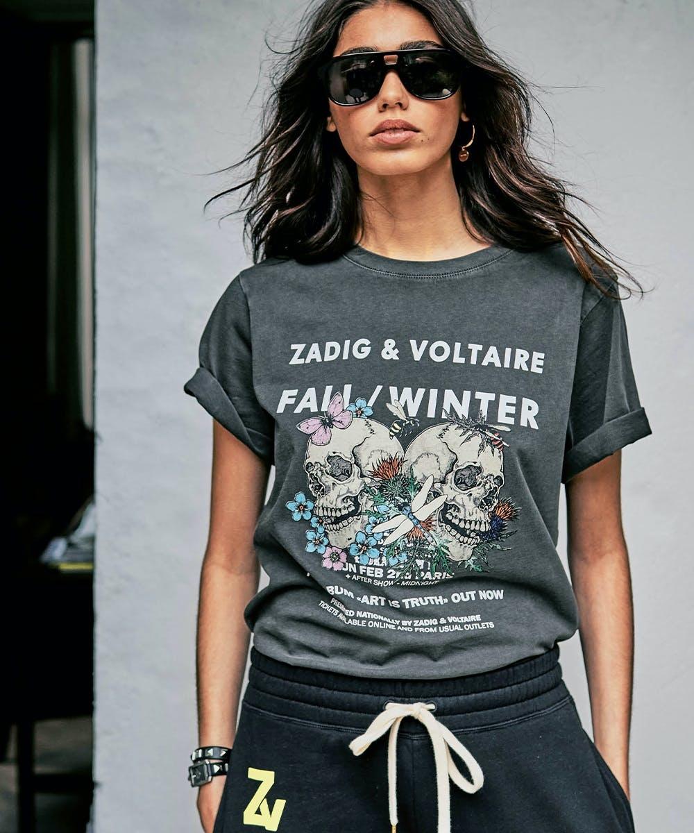 Zadig & Voltaire - een vleugje Franse rock in jouw garderobe