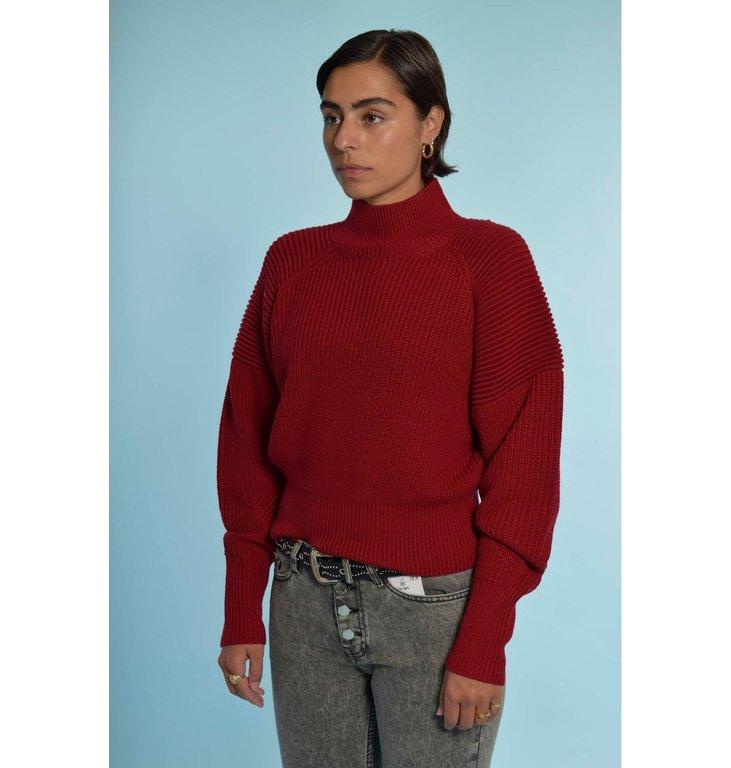 IRO IRO Bordeaux Knit Kimbra