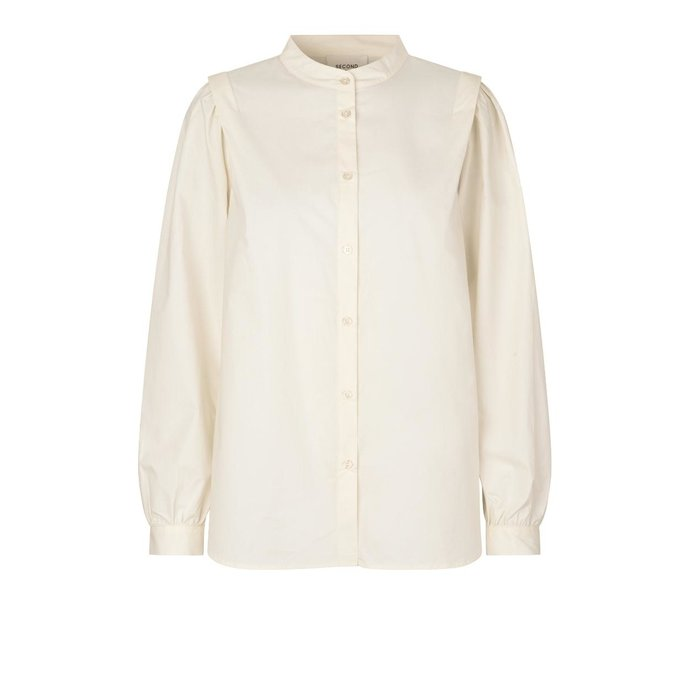 Second Female Off White Reid Shirt 54970