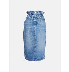 Essentiel Antwerp Essentiel Antwerp Blue Jeans Skirt Arrow