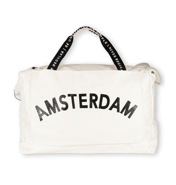 10Days 10Days White weekend bag amsterdam 20-954-1203