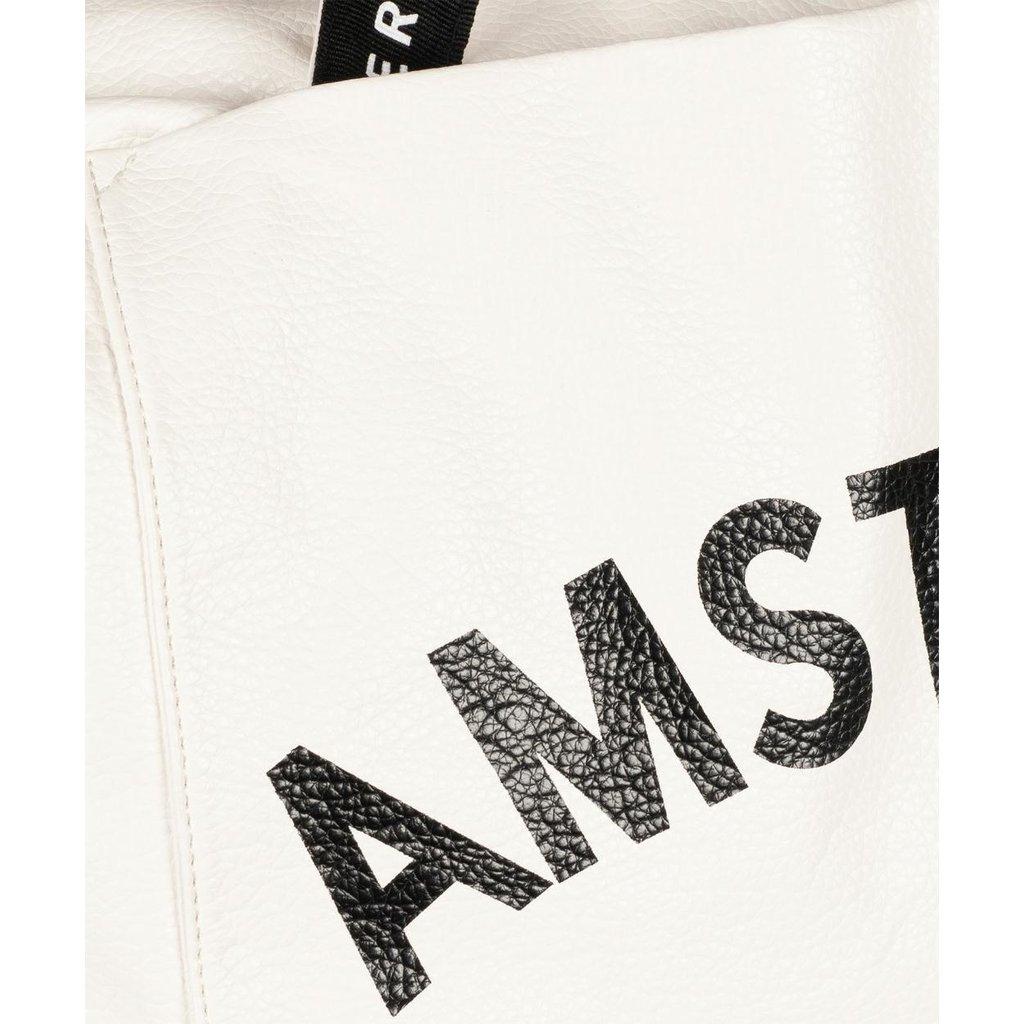 10Days White weekend bag amsterdam 20-954-1203