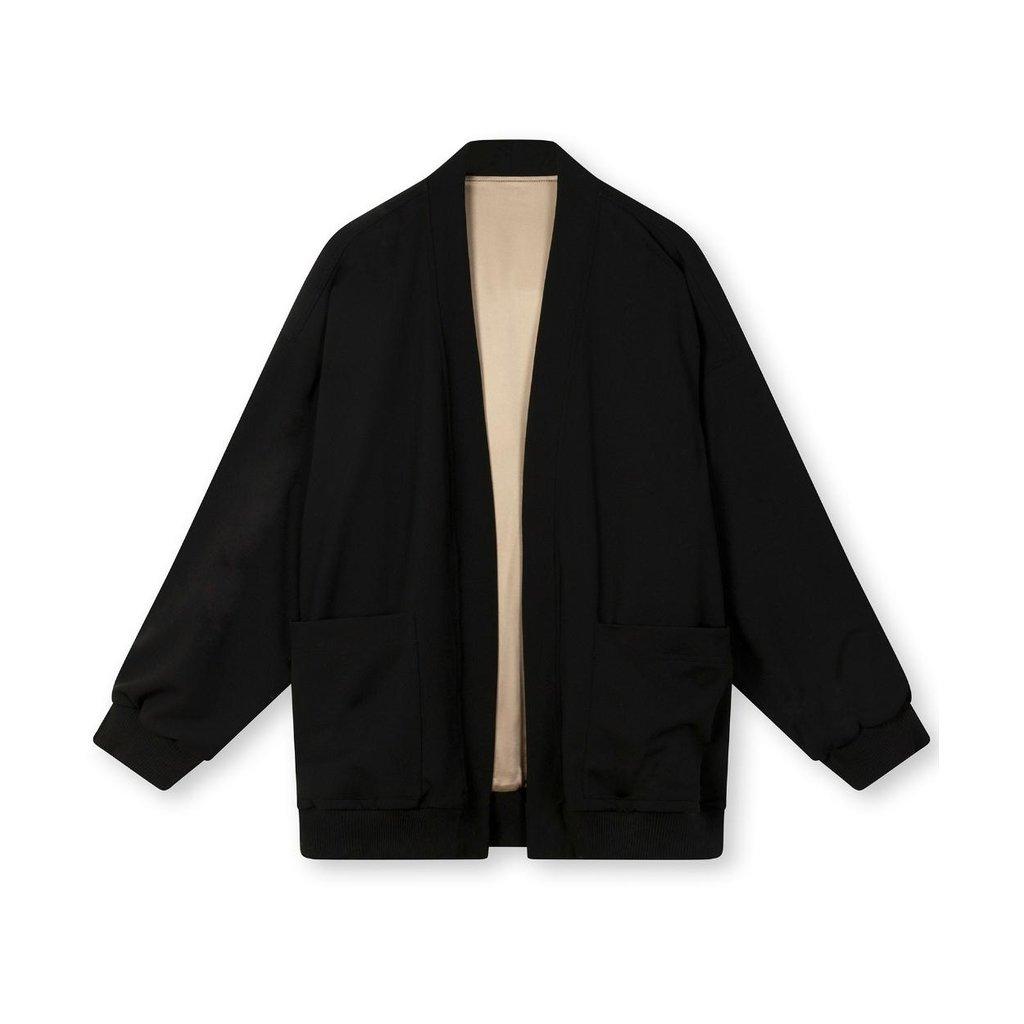 10Days Black 2-way smoking blazer 20-504-1203