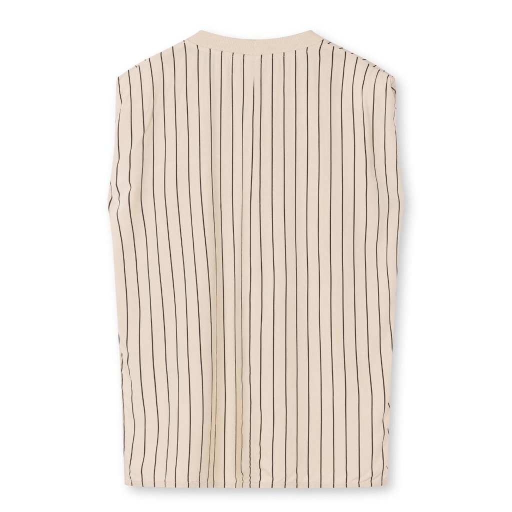 10Days Cement padded top pinstripe 20-462-1203