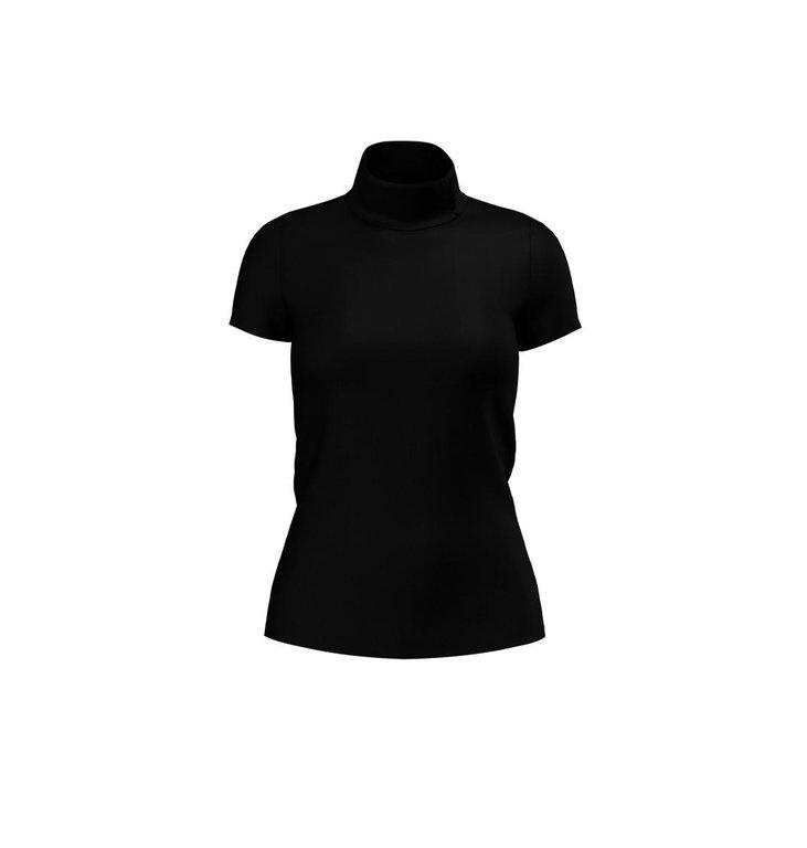 Marc Cain Marc Cain Black T-shirt RC4829-J14