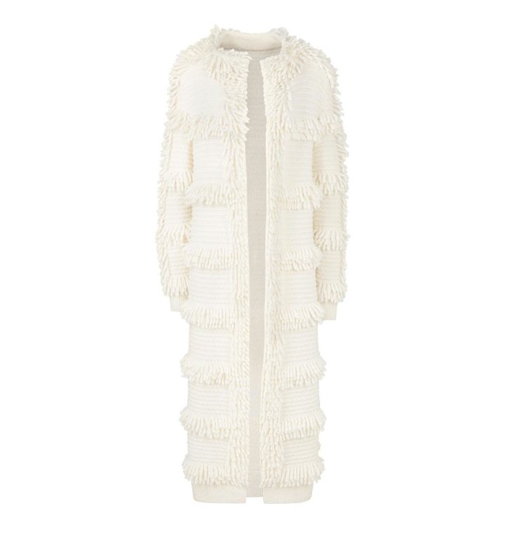 Marc Cain Marc Cain Off White Cardigan RC1126-M35