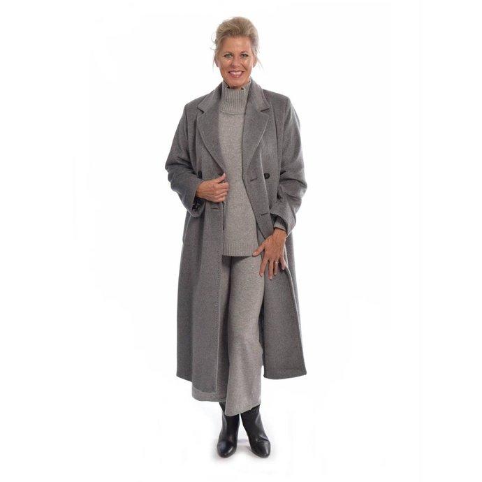 Max Mara Weekend Grey Coat Parma
