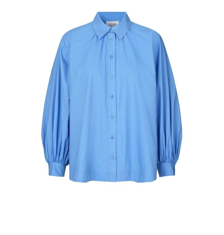 Second Female Second Female Blue Totema New Shirt 54854