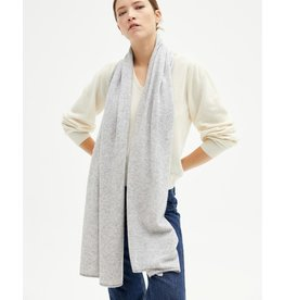 Absolut Cashmere Absolut Cashmere Grey Anais sjaal AC122000C