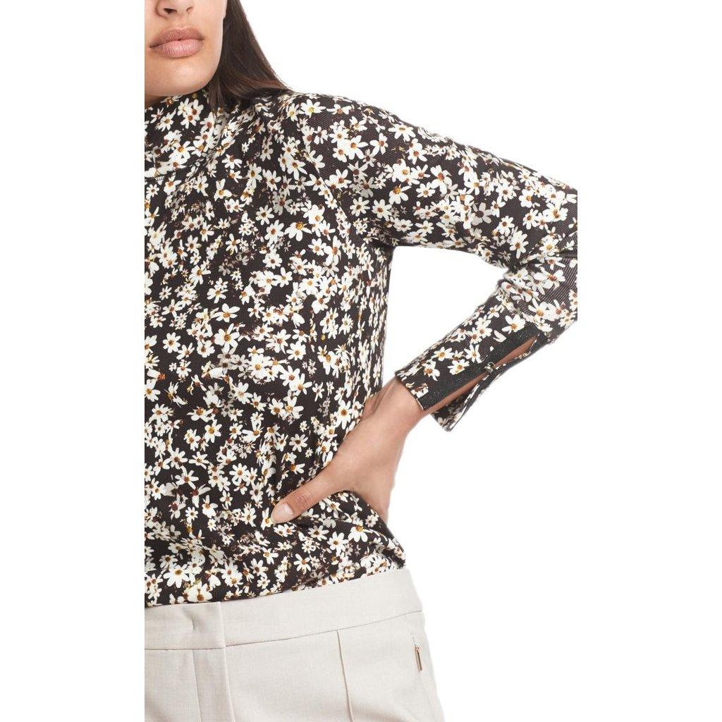 Marc Cain Floral Shirt Floral RC4833-J28