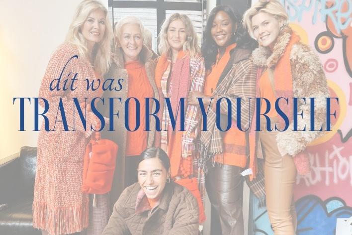 Recap: Dit was Transform Yourself!