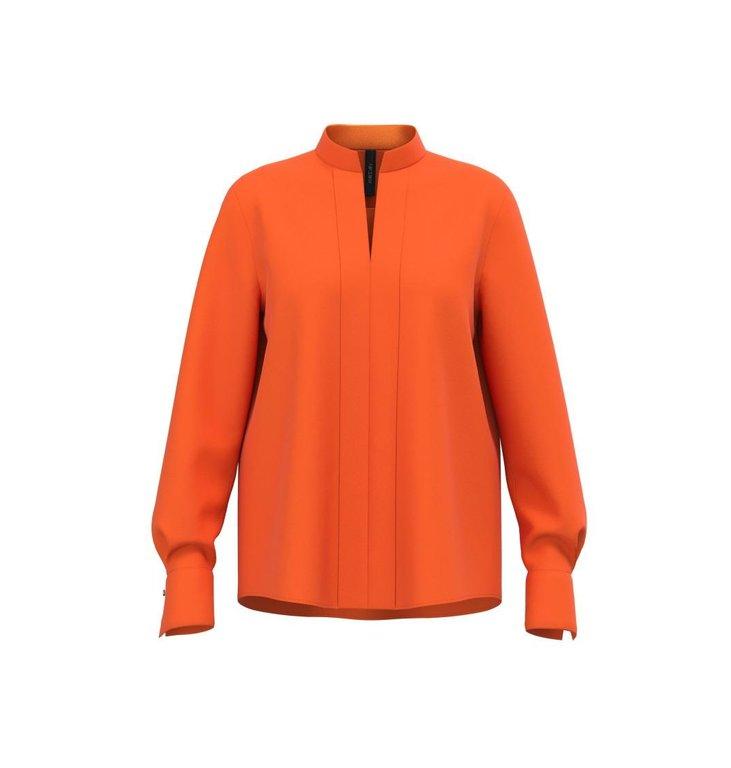 Marc Cain Marc Cain Orange Blouse RC5129-W01