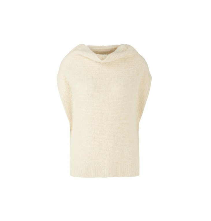 Marc Cain Marc Cain Off White Knit RS6113-M23