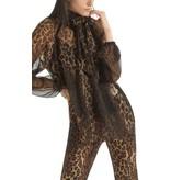 Marc Cain Leopard Blouse RC5126-W36