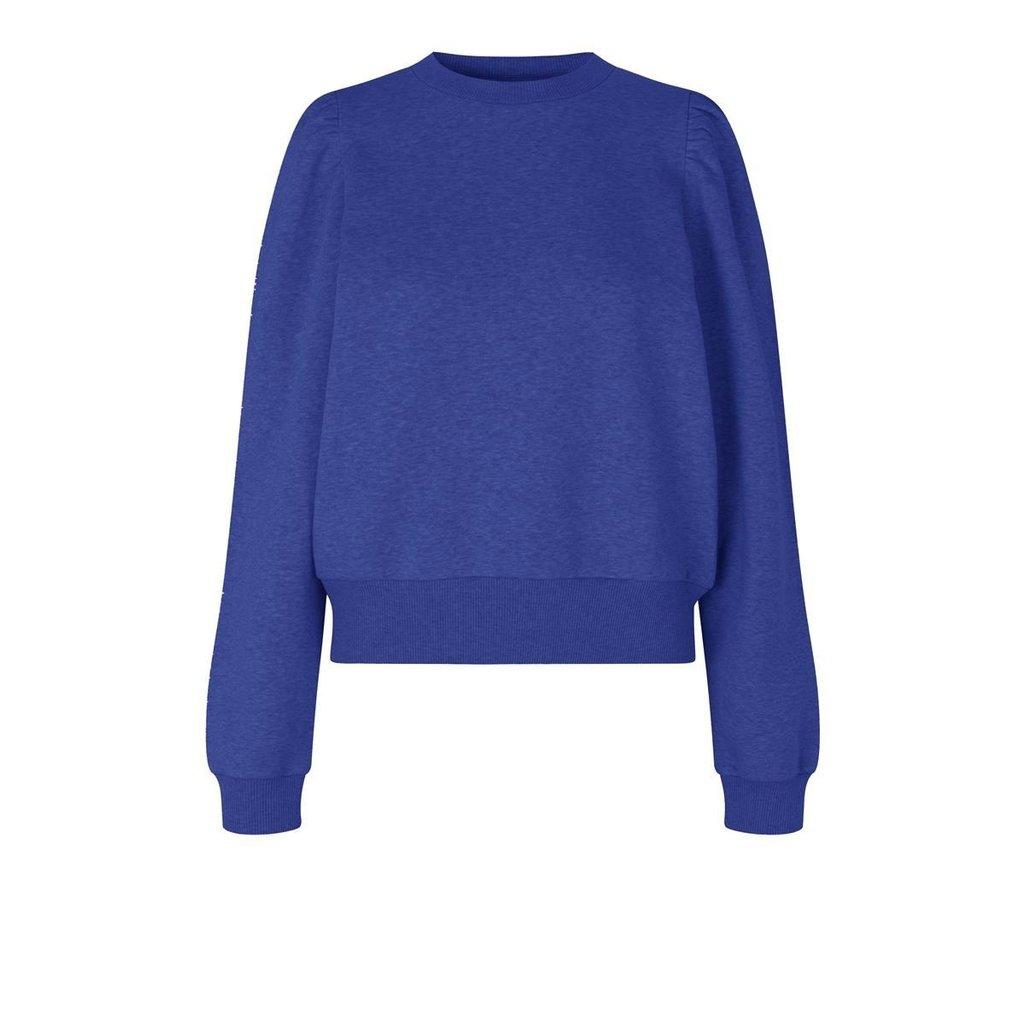 Second Female Blue Carmelle Sweat 55488