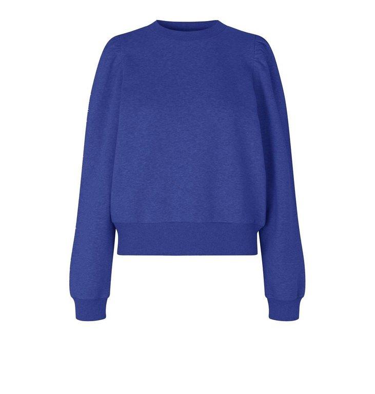 Second Female Second Female Blue Carmelle Sweat 55488