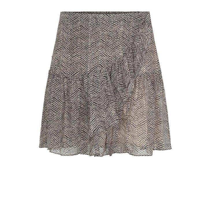 Second Female Second Female Div. Kleur Severine Mini Skirt 55152