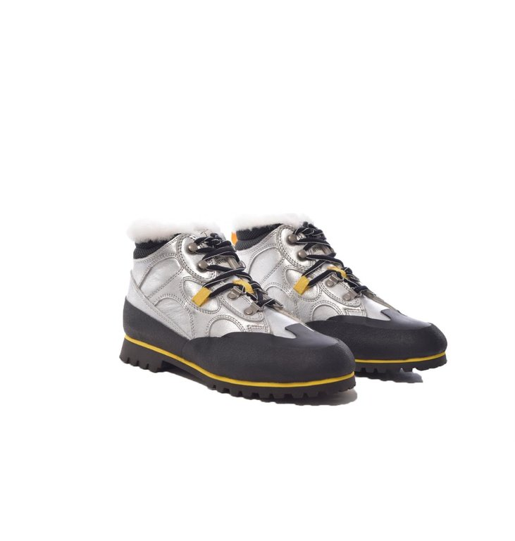 Toral Shoes Toral Shoes Silver Tech Berg Sneakers TL-12200/C