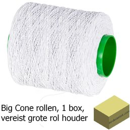 1 Big Cone-doos Bindelastiek