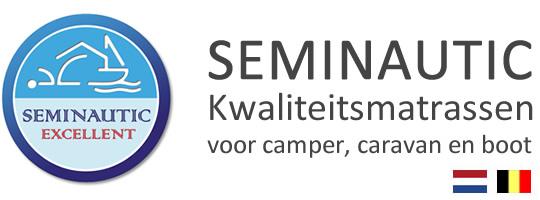 Seminautic caravan, camper of bootmatrassen matrassen