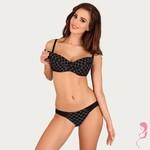 Lupoline Zwangerschapsbeha / Voedingsbeha Stylish Black