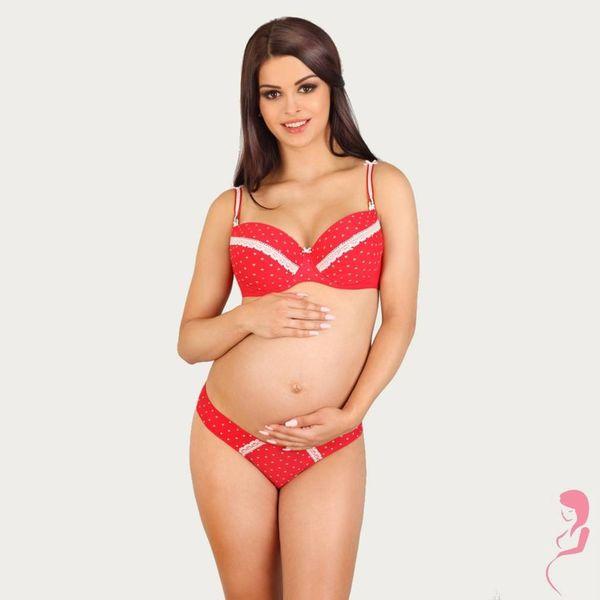 Lupoline Slip Valentine Love Red