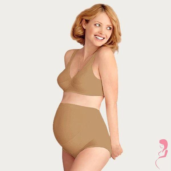 Anita BabyBelt Zwangerschapssteunband / Buikband Huidskleur
