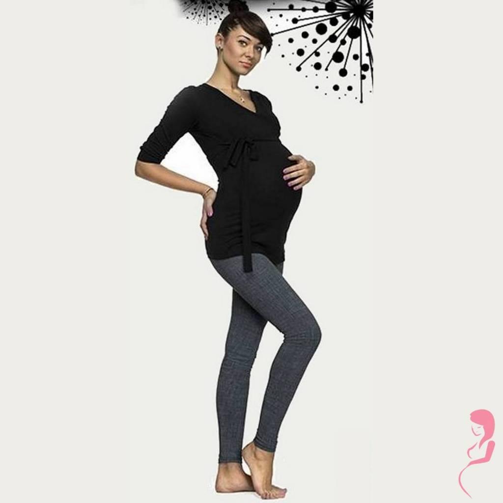 Op en Top Zwanger Zwangerschapslegging Positielegging Wero