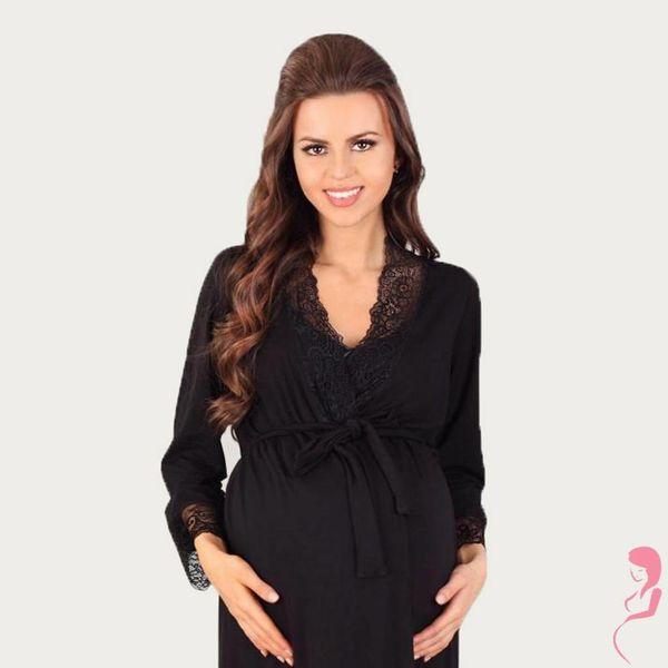 Lupoline ZwangerschapsKamerjas Black