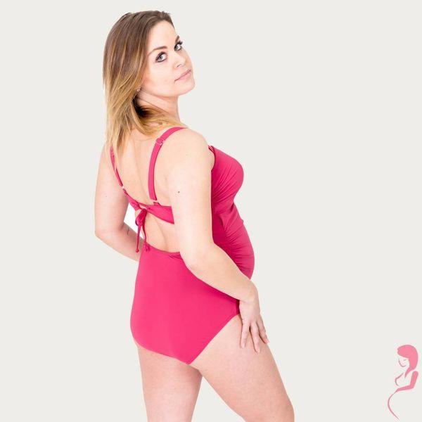 Petit Amour ZwangerschapsBadpak / PositieBadpak Camerona Red MaxiCup Plus