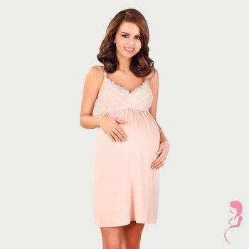 Lupoline Voedingsjurk Pastel Pink