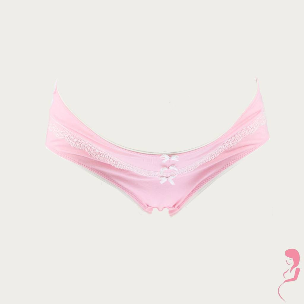 Op en Top Zwanger Slip Pink Candy in opvallend roze kleur