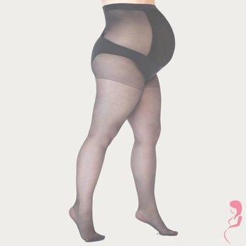 Lida Zwangerschapspanty Plussize 17 Den Grijs