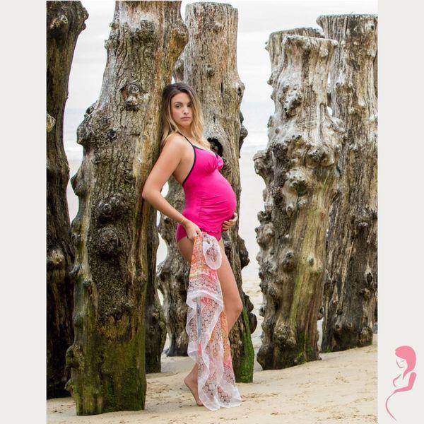 Cache Coeur ZwangerschapsTankinitop Bora Bora Roze