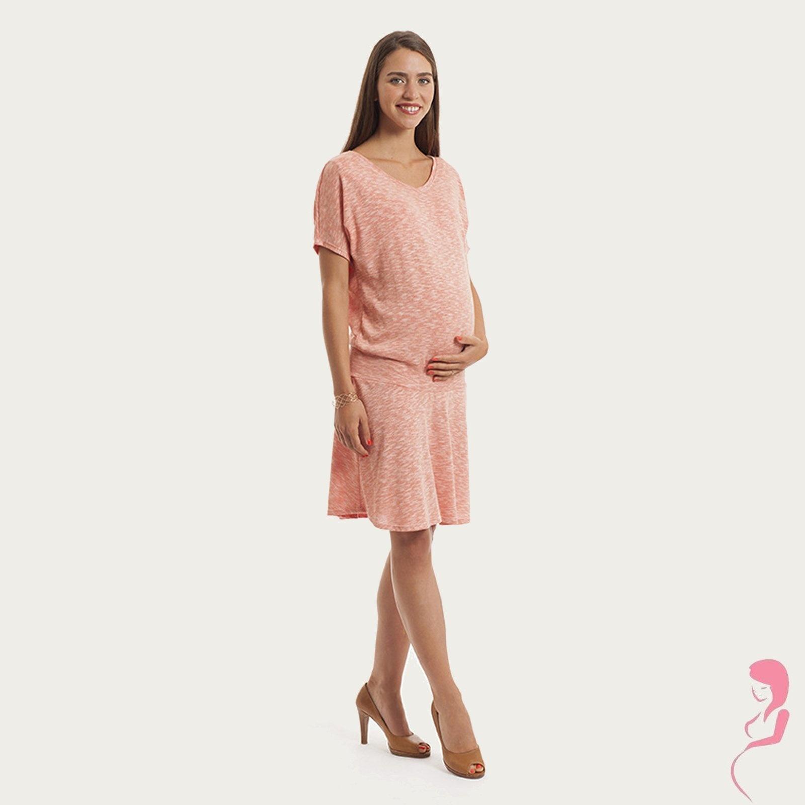 Zwangerschapsjurk Positiesjurk Hayat