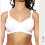 Boob Zwangerschapsbeha / Voedingsbeha Double strap White