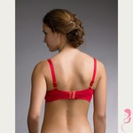 Boob Zwangerschapsbeha / Voedingsbeha Double strap Red
