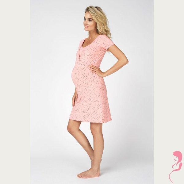 Noppies Zwangerschapspyjama NachtJapon / Voedingsjurk Suzy