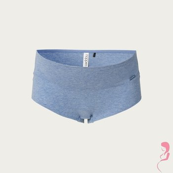Noppies Zwangerschapsslip Cotton Blue Melange