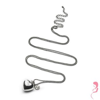 Proud MaMa Ballchain Babybel Ketting Ballchain antique [heart]