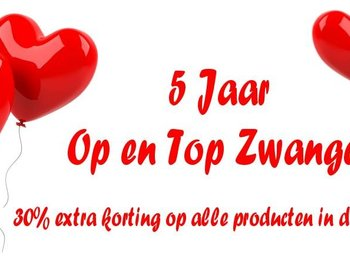 30% korting op alle Outlet producten