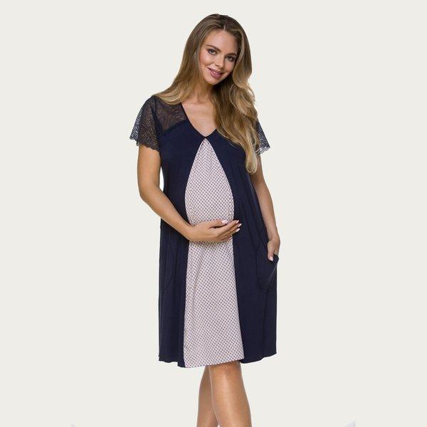 Lupoline Zwangerschapsjurk / Voedingsjurk Elena