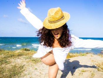 Veilig zonnen tijdens de zwangerschap