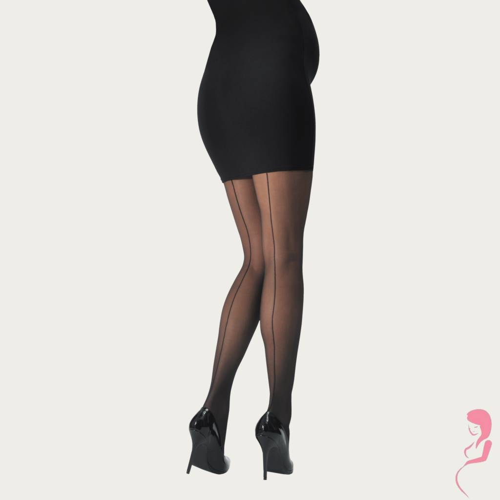 Cache Coeur Zwangerschapspanty Seduction Stripe Streep