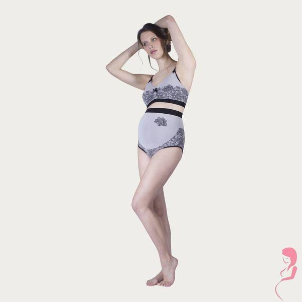 Cache Coeur Zwangerschapsslip Illusion Lace