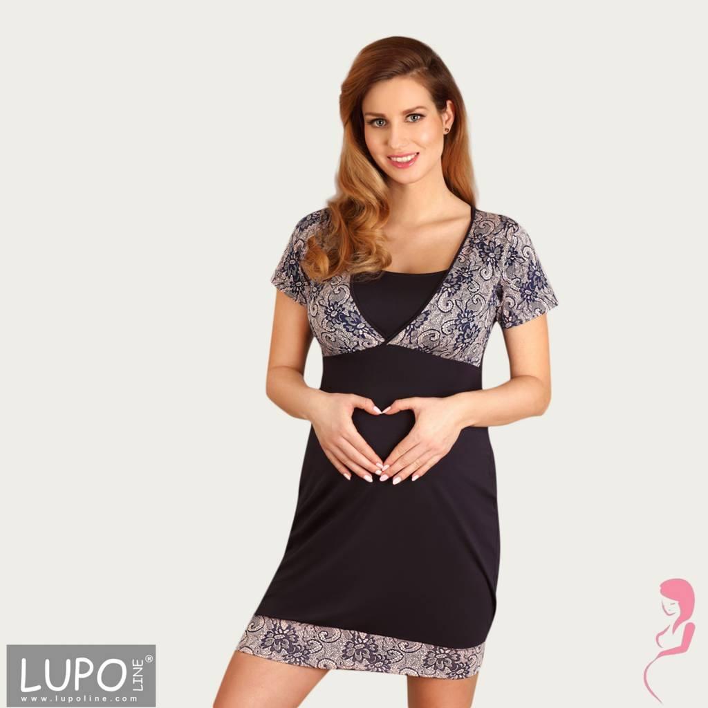Lupoline Voedingsshirt - Zwangerschapsshirt Romantic Pink