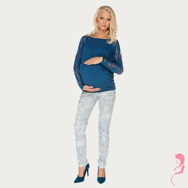 My Tummy Zwangerschapsbroek Positiebroek Julie Flower