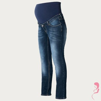 Noppies Zwangerschapsjeans Plus Recht Dark Stone Wash