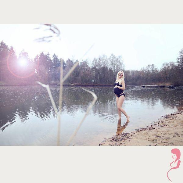 Petit Amour ZwangerschapsTankini / PositieTankini Amanda Zwart